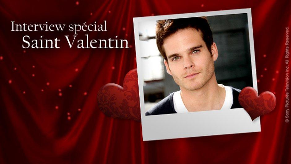 Greg Rikaart : l'interview spécial Saint-Valentin !