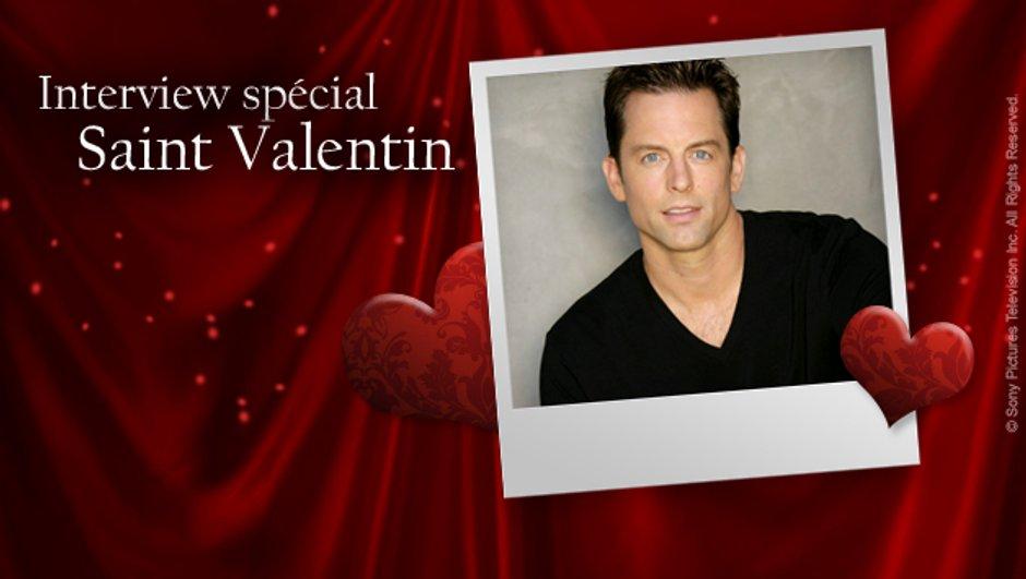 Michael Muhney : l'interview spécial Saint-Valentin !