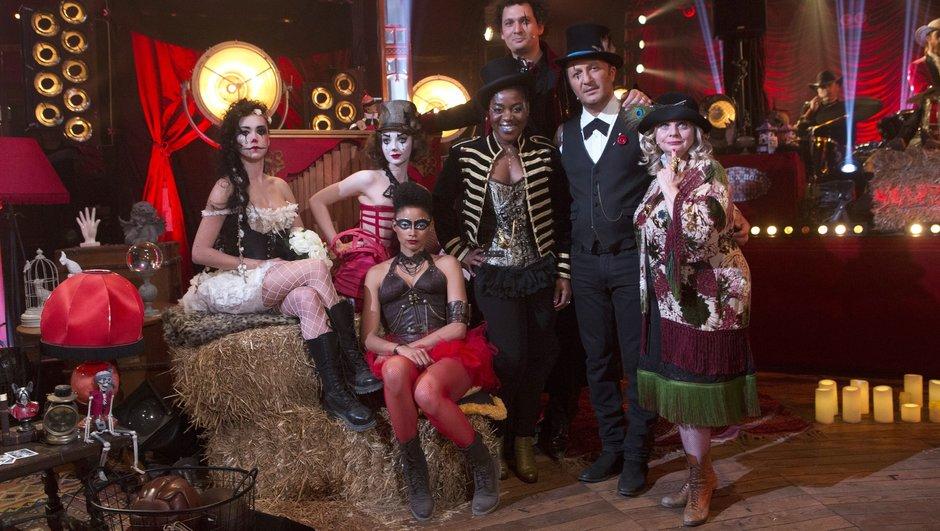 Rock'N Roll Circus : les premières images magiques du show de ce soir