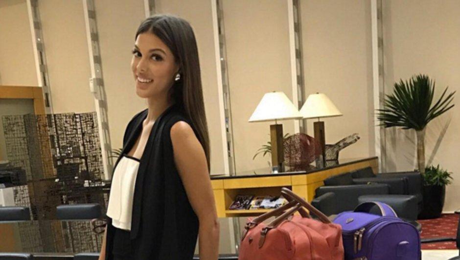 Interview. Entre Paris et New York, Iris Mittenaere, Miss Univers a fait son choix