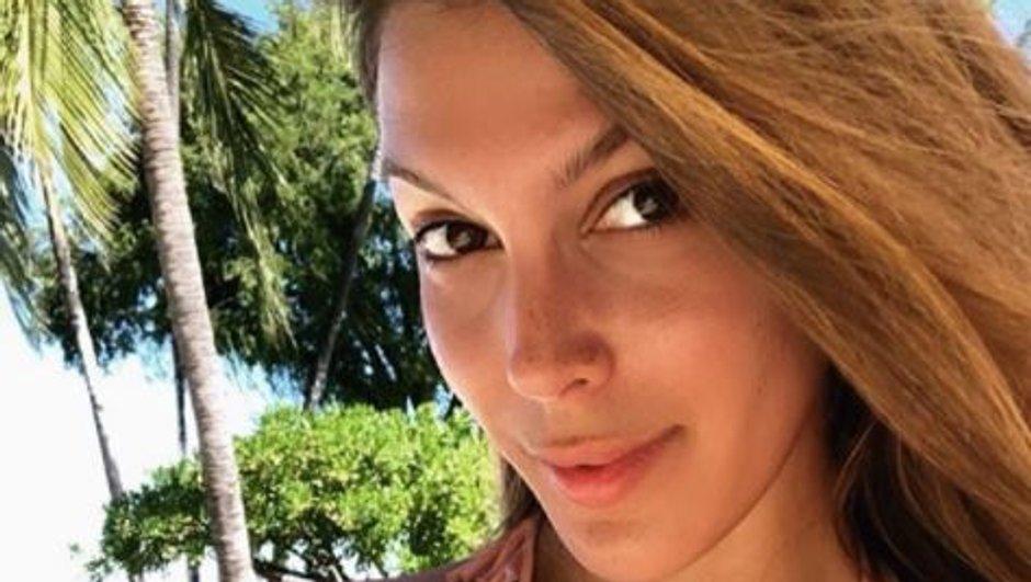 Iris Mittenaere : décolleté XXL pour la bonne cause