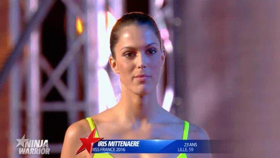 Miss France se jette à l'eau !
