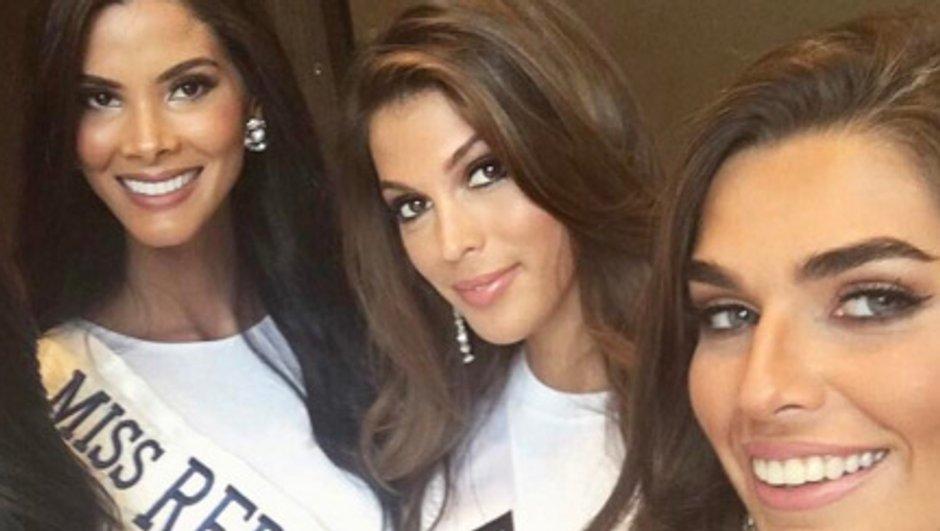 L'aventure Miss Univers a commencé pour Iris Mittenaere !