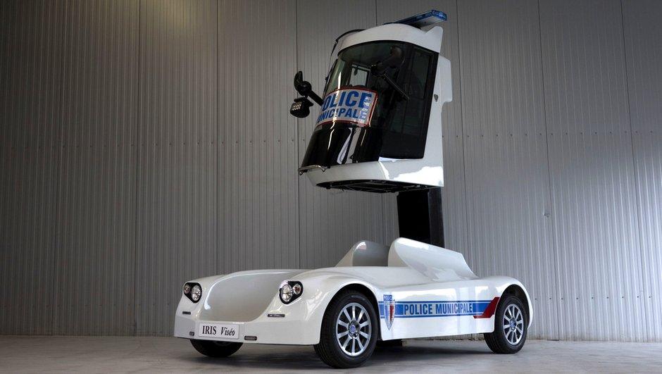Insolite : Dans le Sud-Ouest, la police teste des véhicules futuristes
