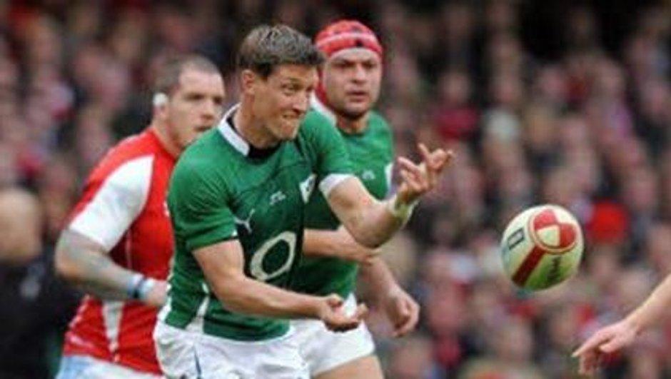 Irlande : O'Gara est là, pas O'Driscoll