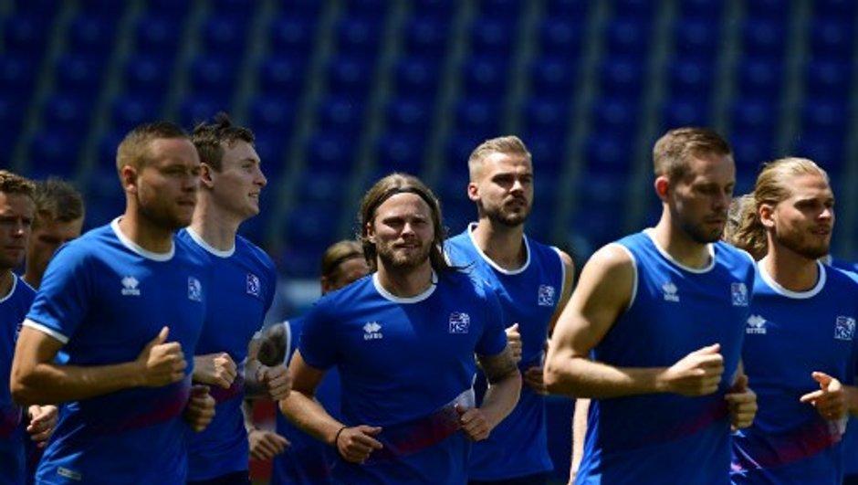 Euro 2016 et Coupe du monde 2018 : la curieuse sensation de déjà-vu des Islandais