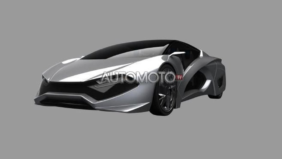 Scoop : le futur concept-car Italdesign Giugiaro ?