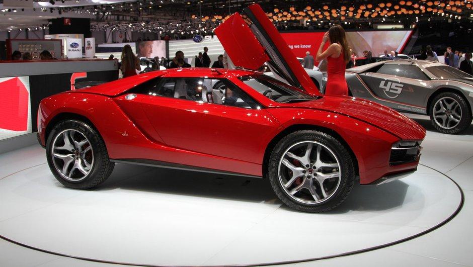 Salon de Genève 2013 : Italdesign Giugiaro Parcour Concept, le superSUV