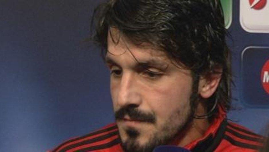 Milan AC : 5 matches de suspension pour Gattuso