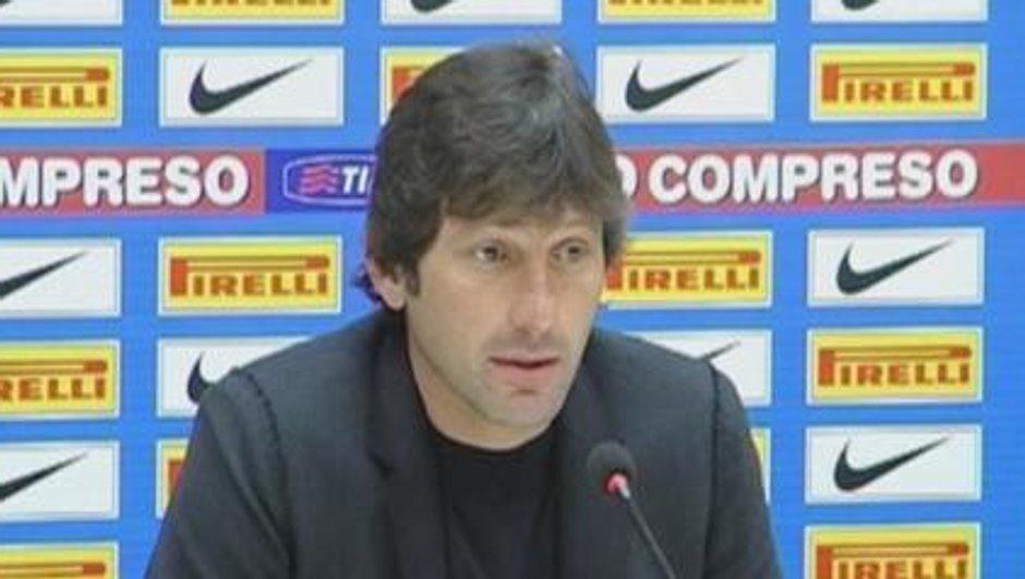 Inter Milan : la 1ère victoire de Leonardo !