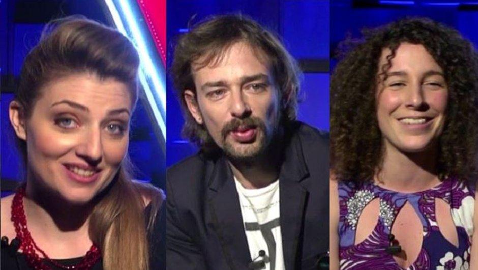 Amandine, Kora Jamson, Sam…Petites confidences entre talents