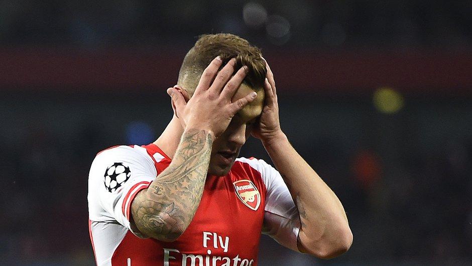 Arsenal : Nouveau coup dur pour Jack Wilshere