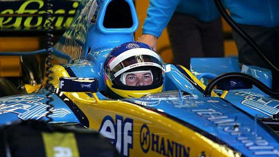 F1 : J. Villeneuve de retour en Formule 1 ?