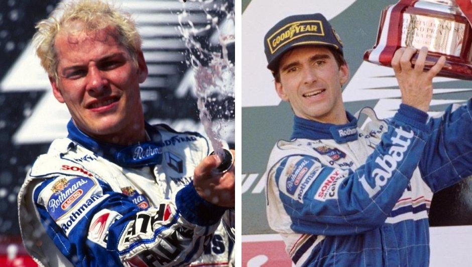 """Focus Automoto : Hill et Villeneuve, les Champions du Monde de F1 """"Tel père-Tel fils"""" !"""