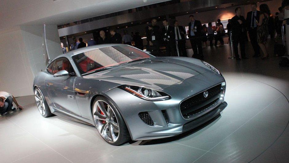 Salon de Francfort 2011 : Jaguar C-X16 Concept