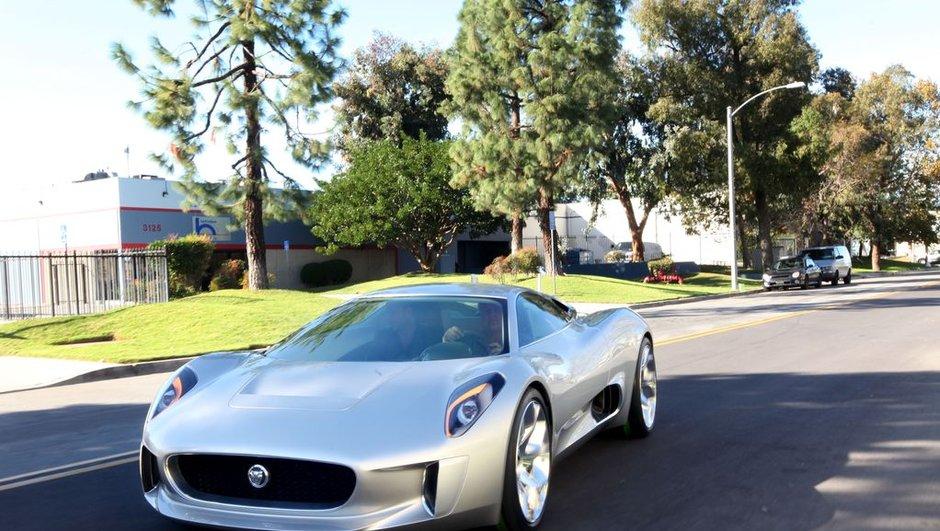 Future Jaguar C-X75 : ce sera un 1,6 litre de 500 ch !
