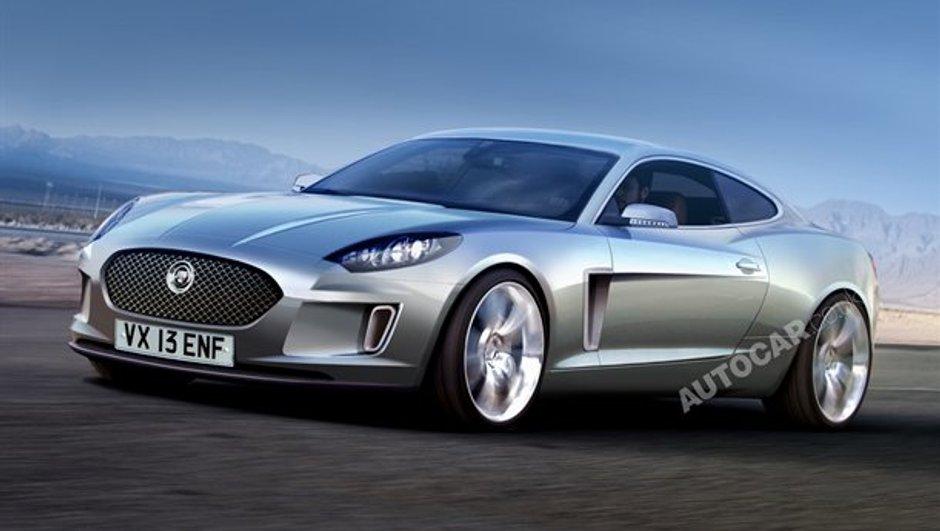 Mondial de l'Auto 2010 : Jaguar C-X75, le concept-car enfin baptisé