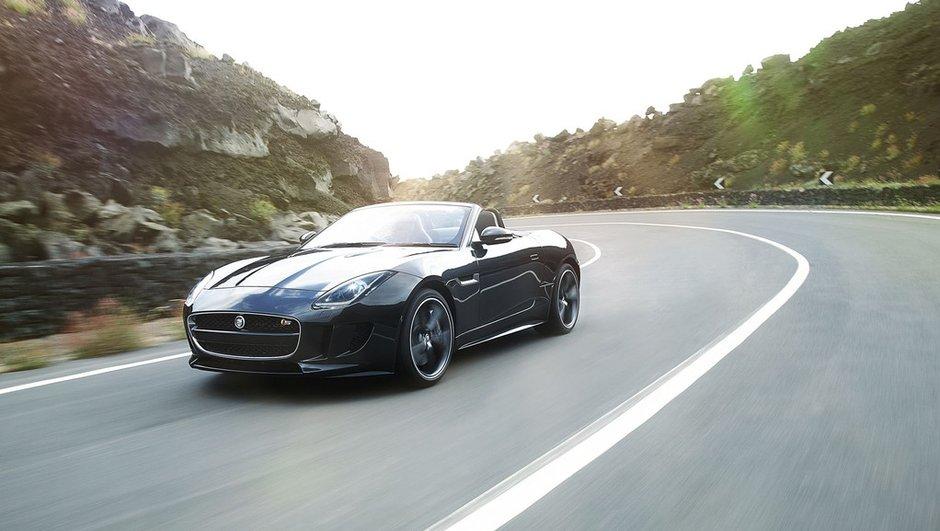 Jaguar F-Type : déjà 2.000 commandes