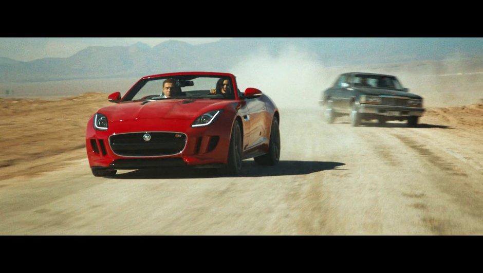 """Jaguar F-Type : un court-métrage """"Desire"""" de 13 minutes !"""