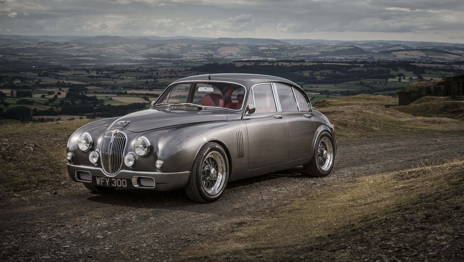 Le designer de Jaguar se dessine une Mark 2 du XXIè siècle