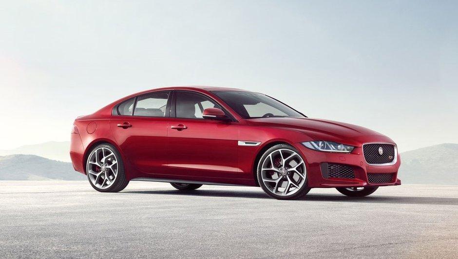 Nouvelle Jaguar XE 2015 : une anglaise dans la cour des teutonnes