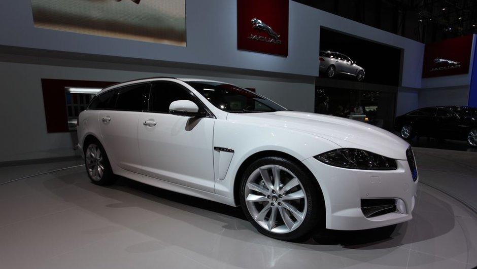 Salon de Genève 2012 : Jaguar XF Sportbrake, c'est réussi !