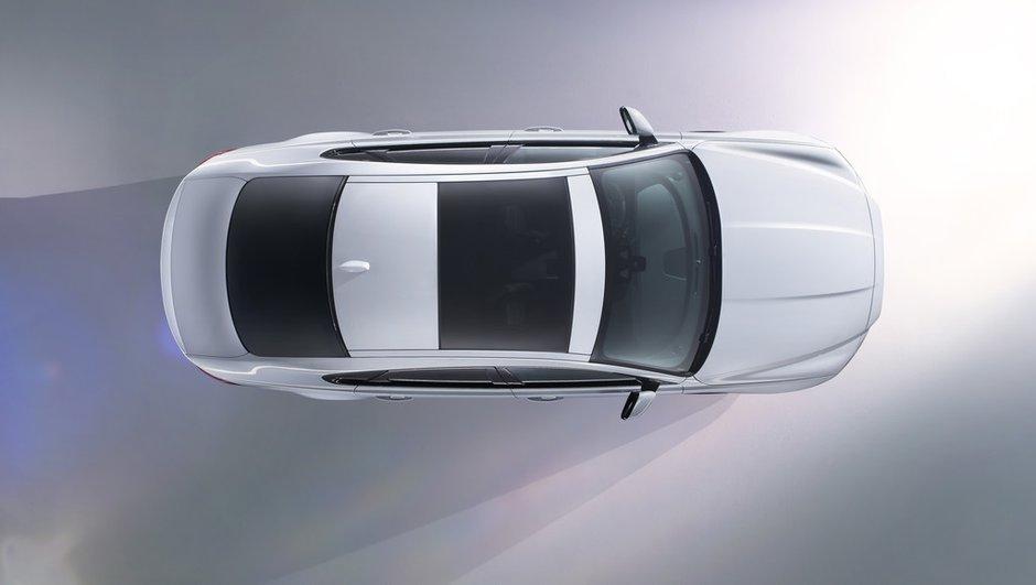 Future Jaguar XF 2015 : Le premières vidéo et photos