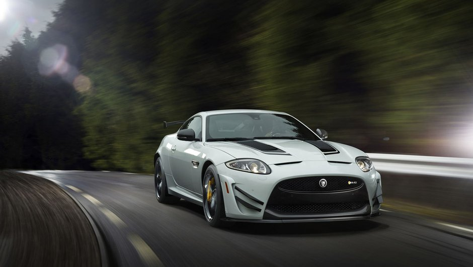 Salon de New York 2013 : Jaguar XKR-S GT, objectif piste