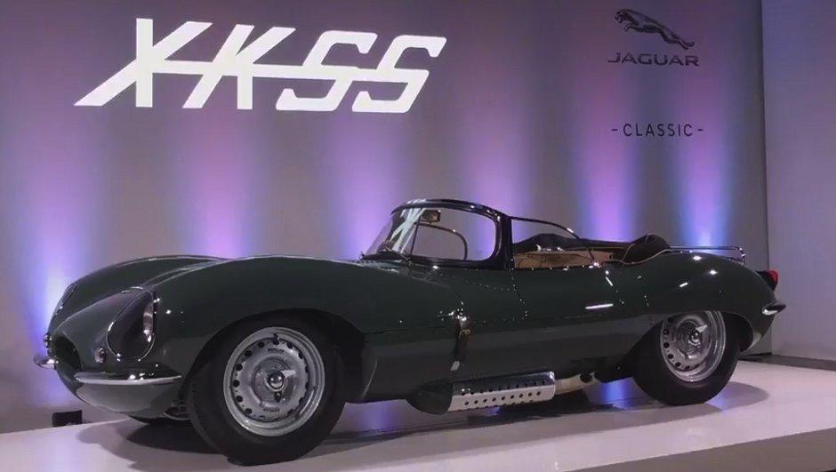 Jaguar XKSS: la résurrection d'un mythe à Los Angeles