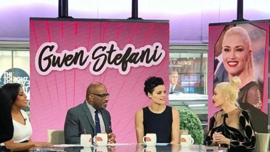 Jaimie Alexander a rencontré son idole, Gwen Stefani et elle n'en revient pas !