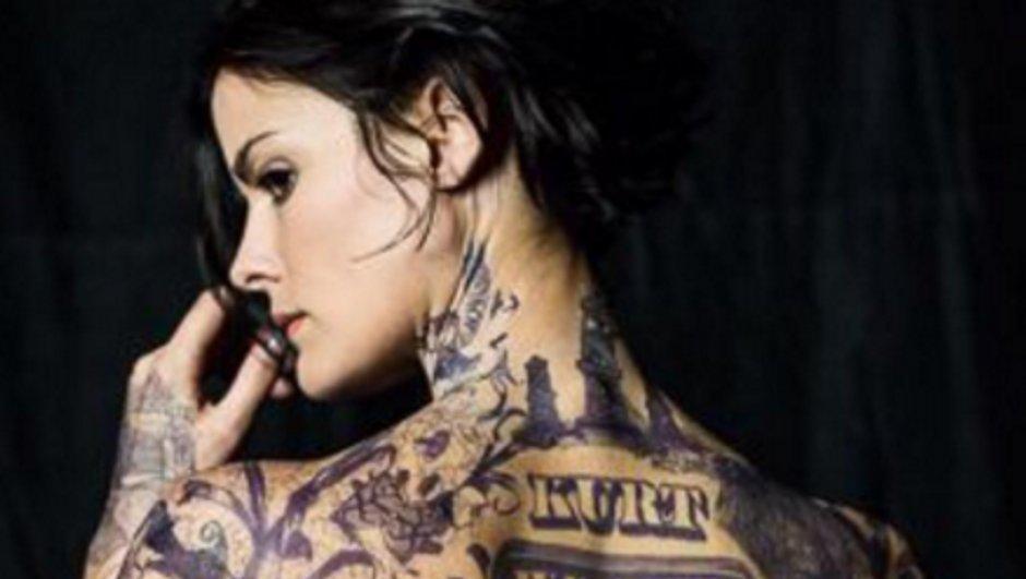 Blindpost : Jaime Alexander, aussi adepte des tatouages dans la vie