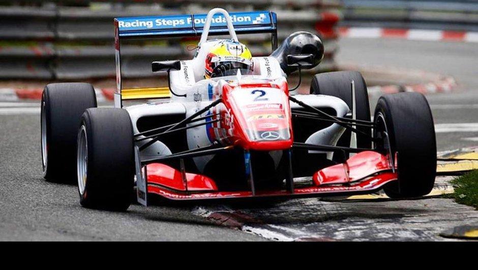 Formule 3 - Grand Prix de Pau 2015: un sans-faute pour Jake Dennis