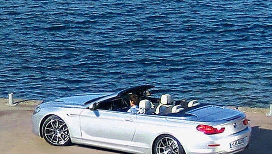 La prochaine BMW Série 6 aperçue en photos