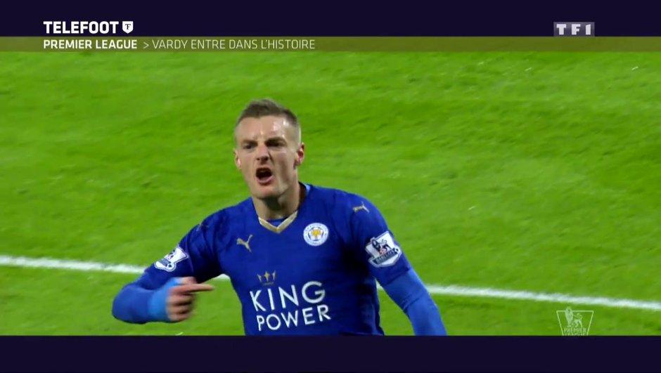 Premier League : Leicester fait un nouveau pas vers le titre