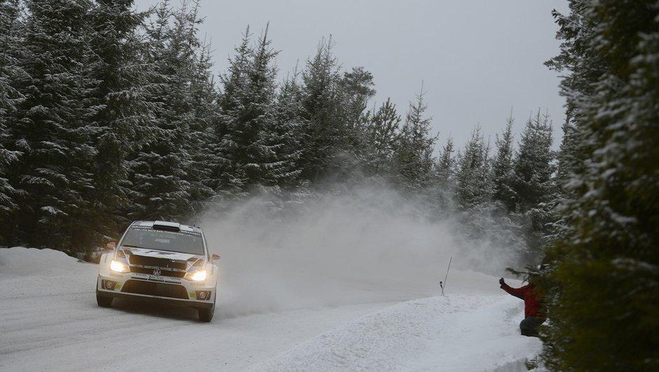 WRC 2014 - Rallye de Suède : Latvala toujours en tête avant la SS16