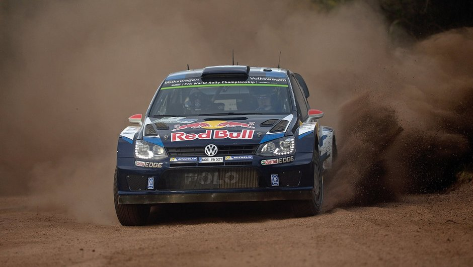 Rallye WRC d'Argentine 2015 : Jari-Matti Latvala abandonne