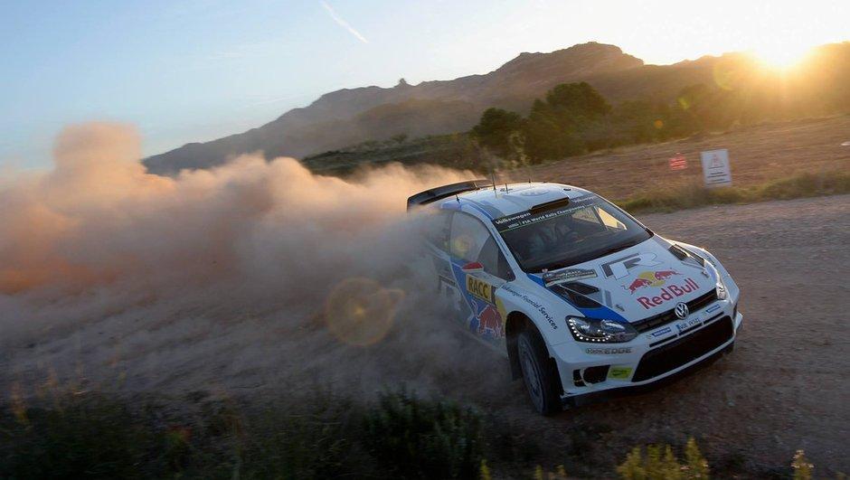 WRC - Rallye de Catalogne 2014 : Latvala attaque, Ogier gère