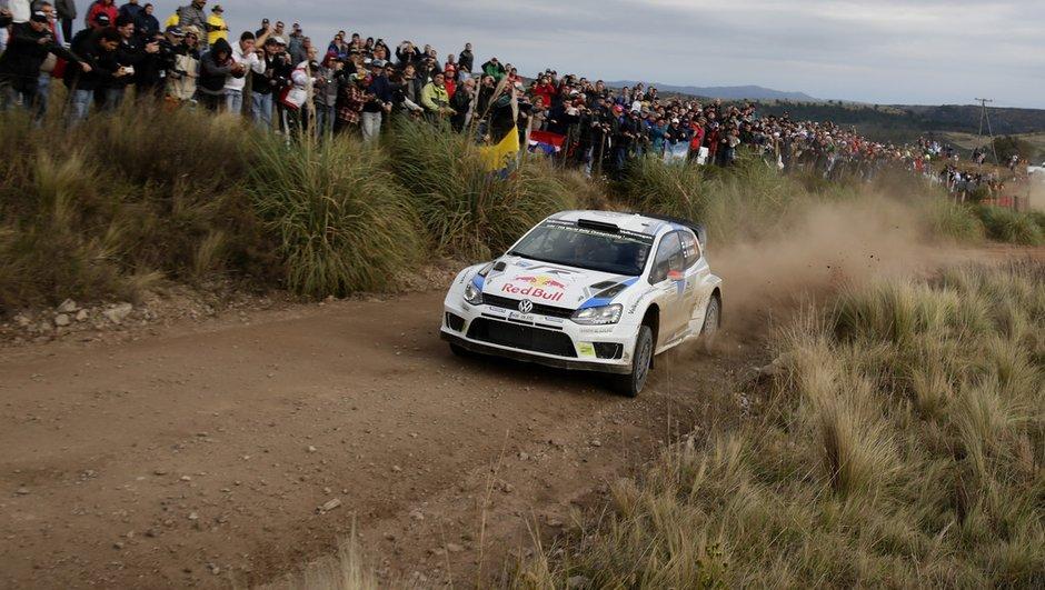 WRC - Rallye d'Argentine 2014 : Latvala continue de creuser l'écart