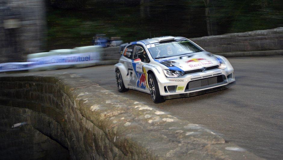 WRC - Rallye d'Alsace 2014 : Latvala poursuit sa domination