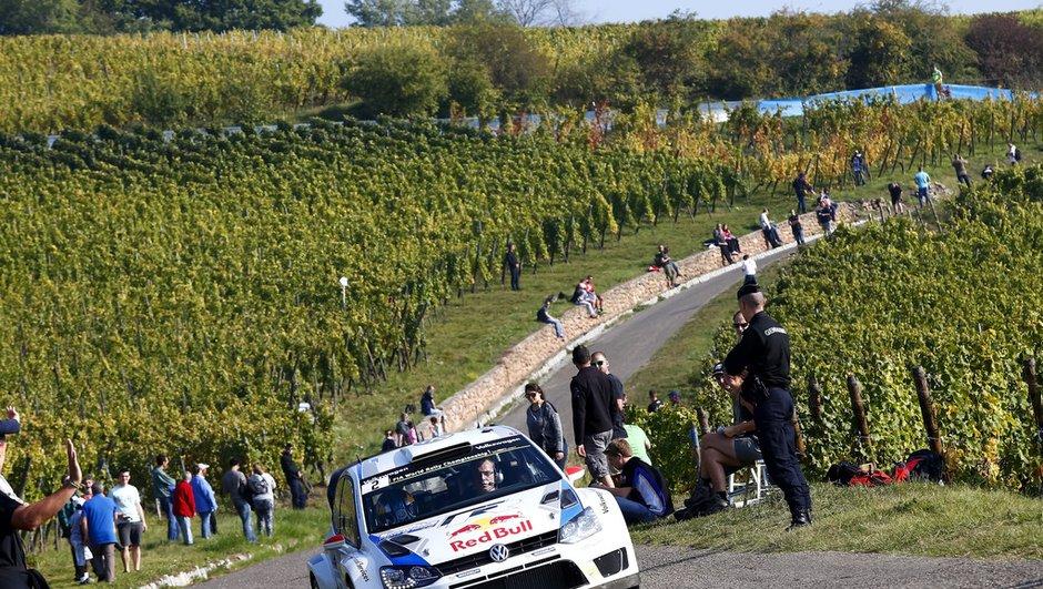 WRC - Rallye d'Alsace 2014 : Victoire de Latvala, la Power Stage pour Ogier