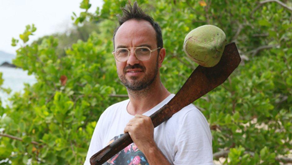 """L'aventure Robinson - Jarry : """"Je n'ai mangé qu'une noix de coco en 5 jours"""""""