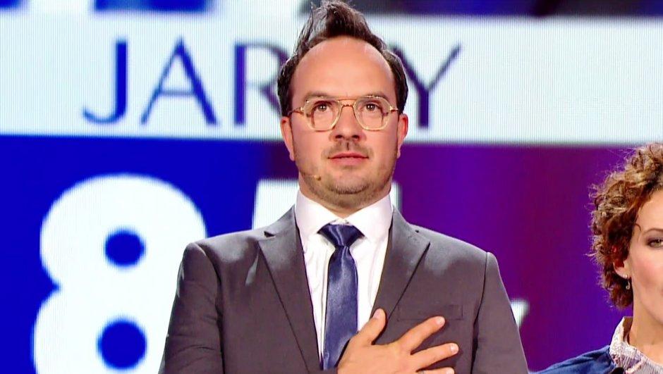 Jarry hypnotisé, il devient président de la République !
