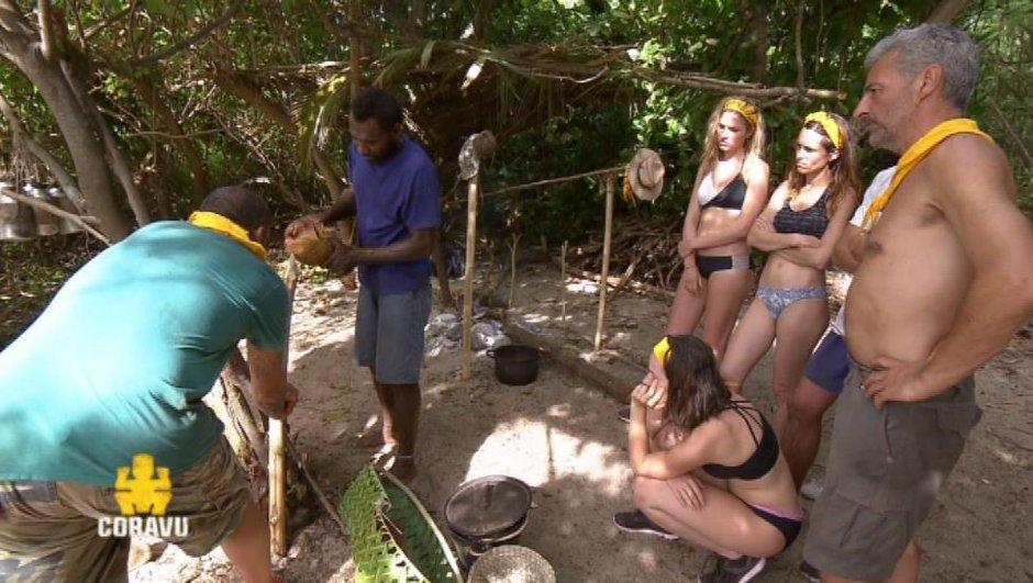 Fini les bernard-l'hermite, les Jaunes apprennent à se nourrir autrement (VIDEO)