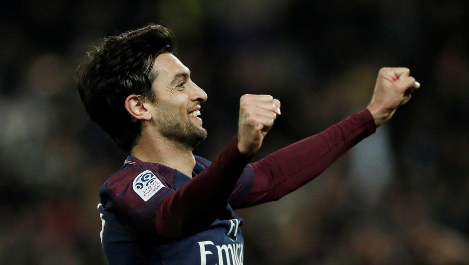 Ligue 1 / PSG - Javier Pastore dément les déclarations de Thiago Silva concernant son retour tardif de vacances