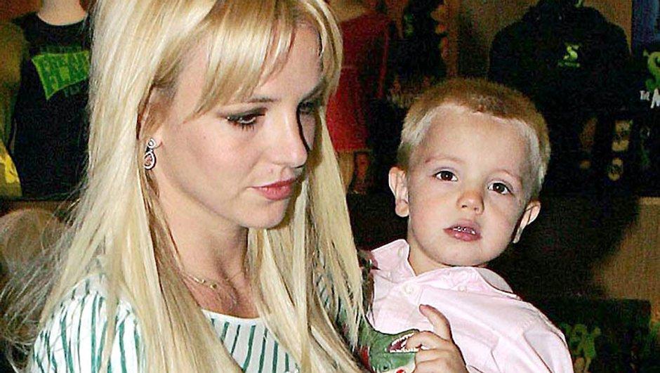 Britney Spears apte à élever ses enfants