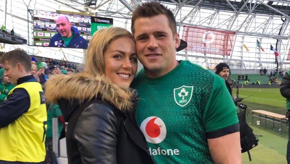 Irlande : la femme de CJ Stander critique la férocité des médias irlandais