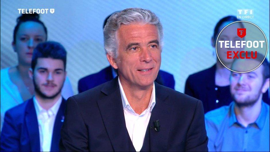 """[Exclu Téléfoot 11/12] - Rivère : """"On a une toute petite chance de conserver Balotelli"""""""