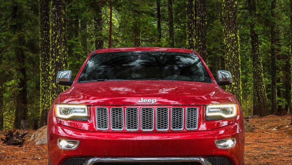 Jeep : Grand Cherokee Hellcat, un SUV compact et un pick-up dans les cartons