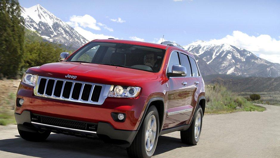 Le futur SUV Maserati bâti sur le Jeep Grand Cherokee ?