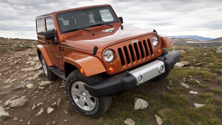 Le futur Jeep Wrangler 2018 avec un nouveau moteur inédit ?